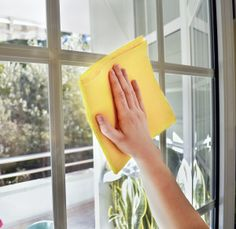 Brilliant window cleaning tips and solutions that will make your neighbors jealous. Quick and easy cleaning hacks that saves them time and effort. Cleaning Windows With Vinegar, Window Cleaning Tips, Deep Cleaning Tips, Toilet Cleaning, Cleaning Recipes, House Cleaning Tips, Natural Cleaning Products, Cleaning Solutions, Spring Cleaning