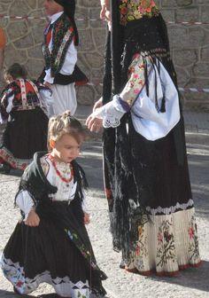 Costume di Oliena