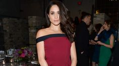 Meghan Markle has commenced her princess transformation