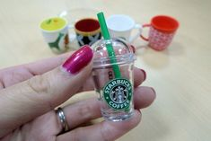 Starbucks Miniature
