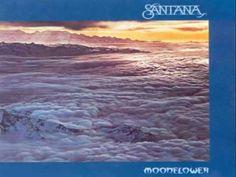 Beautiful melody, Moonflower by Carlos Santana