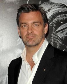 Under the Radar: Ray Stevenson Hottest Male Celebrities, Hottest Guys, Silver Foxes Men, Ray Stevenson, Black Sails, Young Actors, British Actors, Female Images, In Hollywood