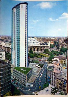Pirelli building, Milan