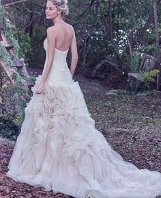 Bridal Gown and Accessories from Opus Couture #OpusBride