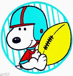 inch Baby snoopy sports football prepasted wall border cut out character Animal Wall Decals, Name Wall Decals, Wall Decal Sticker, Football Wall, Sport Football, Baby Snoopy, Diy Framed Art, Snoopy Wallpaper, Nursery Stickers