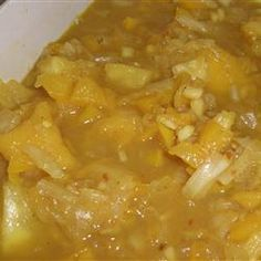Mango-Pineapple Chutney Allrecipes.com