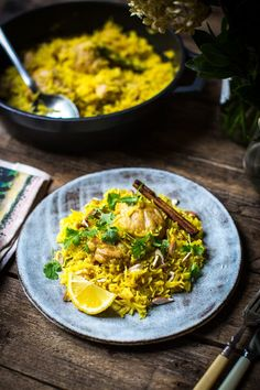 Easy Chicken Biryani | DonalSkehan.com, Great mid week meal for the family.