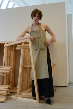 Jenna Rankin is a Masters Fashion Design graduate from The Glasgow School of…