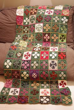 Cathedral blanket
