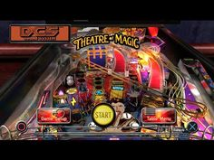 Pinball Arcade Theater of Magic FelipeJuega