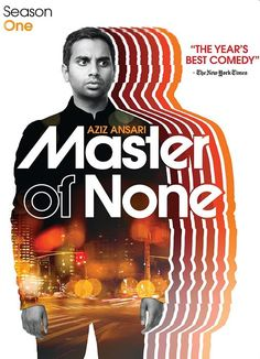 MASTER OF NONE SEASON 1.  Dev is a 30-year-old actor in New York who has trouble deciding what he wants to eat, much less the pathway for the rest of his life. Ambitious, funny, cinematic, and personal, Dev's story takes him through subjects as diverse as the plight of the elderly, the immigrant experience, and how to find the most delicious pasta for dinner.   http://ccsp.ent.sirsi.net/client/en_US/hppl/search/results?qu=MASTER+NONE+ANZARI&te=&lm=HPLIBRARY&dt=list