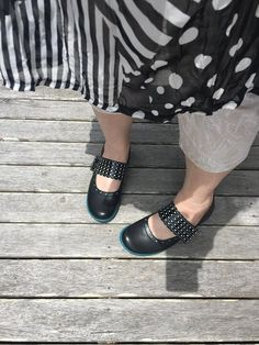 Gorgeous, comfortable and very practical CLEO from John Fluevog! Scoot around running errands while still looking amazing and feeling great! Available now from Timeless Soles. John Fluevog Shoes, Feeling Great, Miu Miu Ballet Flats, Running, Amazing, Fashion, Racing, Moda, La Mode