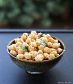 #Recette #Salade de pois chiche à l' #ail et aux deux #citrons #poischiche #recetteVégétarienne