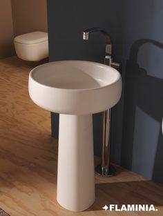 BONOLA by Ceramica Flaminia - Lavabi/Basins, Jasper Morrison - 2013  #CeramicaFlaminia #Design #Ceramic