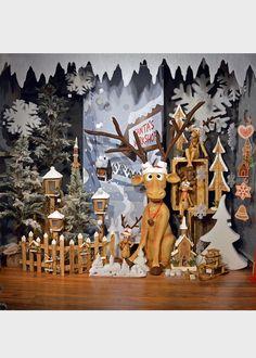 Reindeer Gathering - Χριστουγεννιάτικο θέμα με ταράνδους