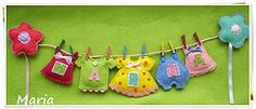 cute for a baby's room or a baby shower
