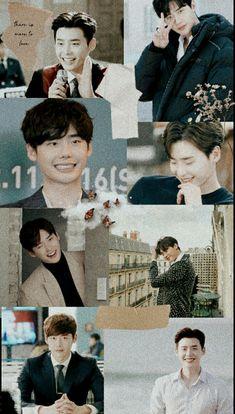 Lee Jong Suk Wallpaper Iphone, Lee Jong Suk Cute Wallpaper, Lee Jong Suk Lockscreen, Handsome Korean Actors, Handsome Boys, W Two Worlds, Korean Boys Ulzzang, Medical Drama, Seo Joon