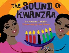 Discover the meaning of Kwanzaa with this children's book. We love the colorful illustrations!
