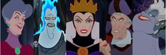 Disney's 9 Most Wicked Animated Villains