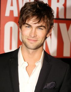 Chace Crawford as Julian Blackthorn from Cassandra Clare's the Dark Artifices series