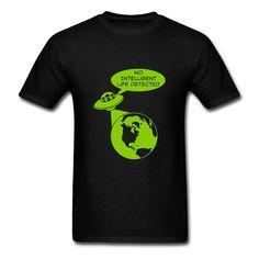 No Intelligent Life UFO EARTH