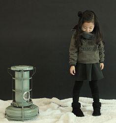 Children's Faux Sock Leggings by The Jany