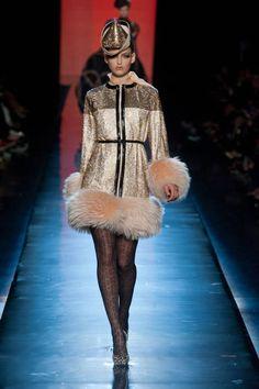 Jean Paul Gaultier haute couture Fall 2013
