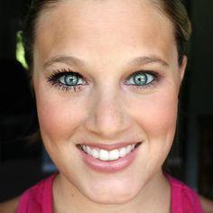 Younique by Alyssa Allison BAM! Younique's 3D Fiber Lash Mascara VS regular boring mascara!