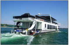 Houseboat Rentals on Lake Travis in Austin, Texas - Harborside Houseboat Rentals