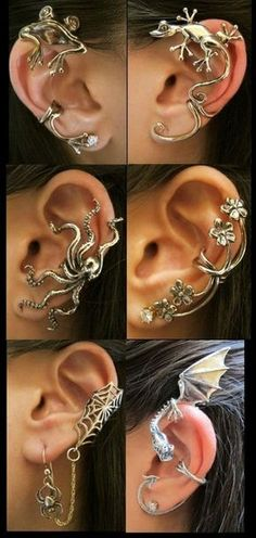only $0.99 shop at Costwe.com ,Very unique and interesting earnings! #earings #new styles #new trends flower one here is my fav<<Mk