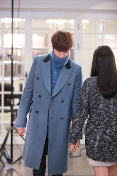 the heirs kdrama cute couple love Heirs Korean Drama, The Heirs, Korean Dramas, Choi Jin Hyuk, Kang Min Hyuk, Asian Actors, Korean Actors, Lee Min Ho Kiss, Lee Min Ho Kdrama