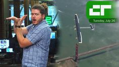 Stefan Etienne tries out a very real meaty veggie burger, Hailo sells 60% of company to Daimler, eHarmony CEO steps down, Solar Impulse completes record flight around the world on only solar electricity, and Mobileye and Tesla will be going separate ways. All this on Crunch Report. Read More