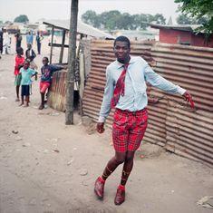 SAPE (Société des Ambianceurs et des Personnes Élégantes) A portrait story of the members of the SAPE from Pointe-Noire, Republic of the Congo. by Francesco Giusti
