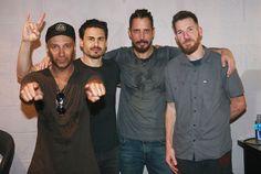 Audioslave at the Anti-Inaugural Ball, Los Angeles Jan 20 2017