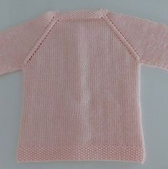 Pink Cardigan for our sweety girls. Knit Baby Sweaters, Knitted Baby Blankets, Knitting For Kids, Baby Knitting Patterns, Stylish Jackets, Knitted Coat, Pink Cardigan, Knit Jacket, Alice
