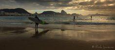 Praia de Copacabana - Beach - Rio de Janeiro #Amanhecer #Copacabana #Rio #Brasil | Flickr - Photo Sharing!