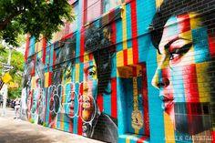 Kobra Street Art, Maps, New York City, Murals, Artists