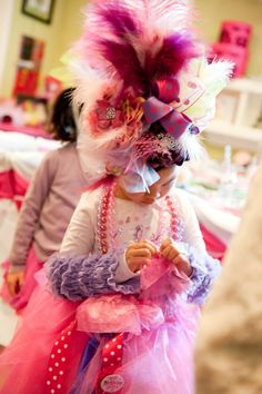 Bella's 5th Birthday Fancy Nancy Party. I need to make one for cj