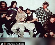 Korn and Deftones fresh out of high school