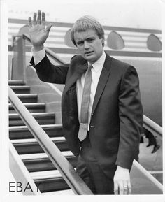 David McCallum 1966 - starred in Man from U.N.C.L.E. in 1964 and now in NCIS