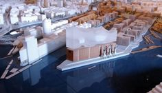 elbphilharmonie hamburg site model - Google Search