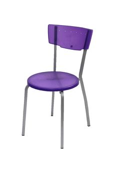 Chaise violet sur pinterest cuisine violet chambres for Chaise translucide