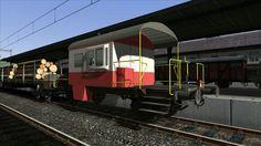 BLS begleitwagen 'Sputnik' for TS2015