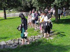 Steinweg Park, Stone Path, Children Playground, Paving Stones, Beautiful Homes, Parks