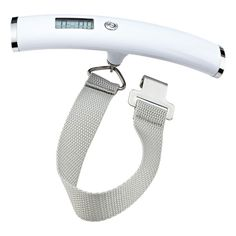 2-Handed Luggage Scale White | $19.99