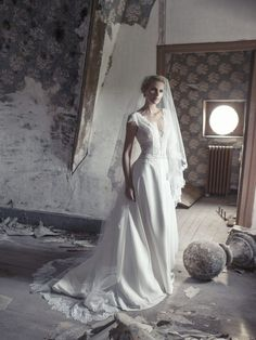CALISTA - Robe de mariée - Cymbeline Collection 2018