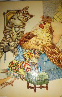 My Big Little Golden Book Cat Stories Adrienne Segur 1967 1st US Edition Print   eBay
