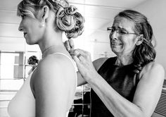 Mother of the bride moment captured by JOS studios