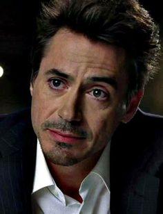"""Robert Downey Jr. - screen test for """"Iron Man"""""""