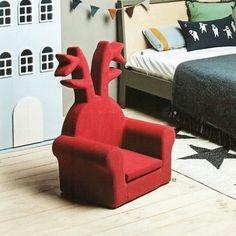 Honeydew Rabbit animal soft chair